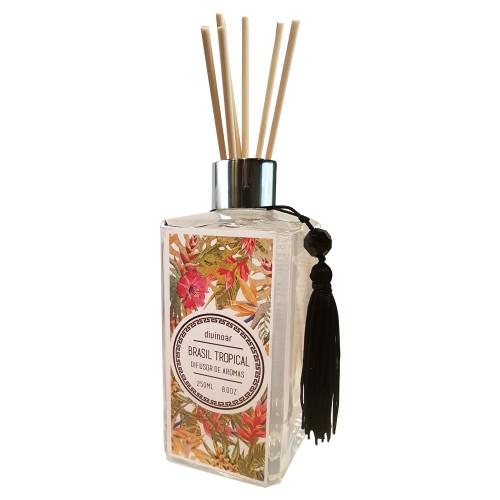 Difusor Flore Brasil Tropical 250ml Aromas