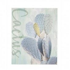 Quadro em Canvas Cactus 40x50cm Decoração