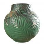 Vaso de Cerâmica Verdigris 21x40cm