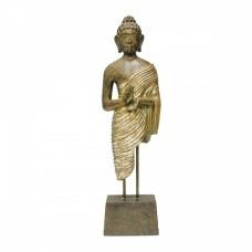 Buda em Resina Suspenso Decorativo 63cm Decoração