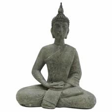 Buda em Resina 23x30cm Decoração