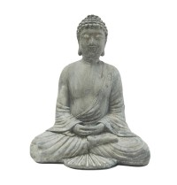 Buddha em Resina 16x20cm