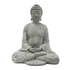 Buda em Resina 16x20cm Decoração