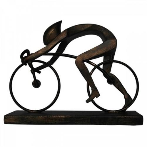 Bike 25,5cm x 6.5cm x 20cm Decoração