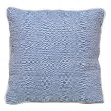 Almofada Blue Twist  Decoração
