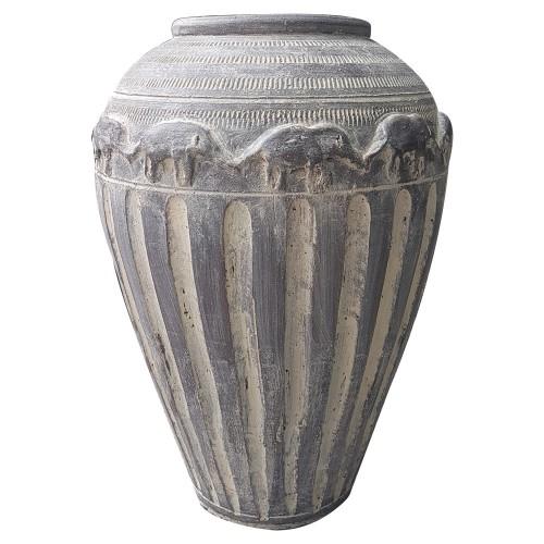 Vaso Terracota Elephant 32.50x50cm Decoração