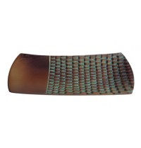 Peça Decorativa Escama 40x15,5cm